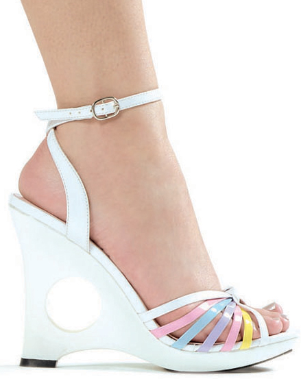 source 2 Inch Wedge Heel Sandals